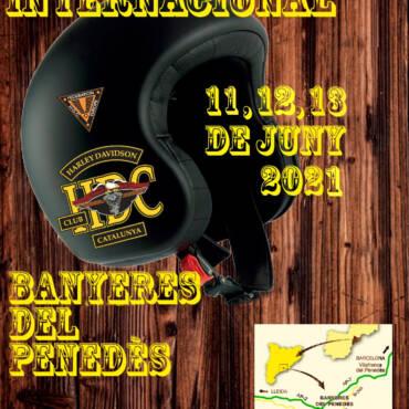 XXX Reunió Internacional Harley Davidson Club Catalunya